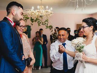El matrimonio de Carla  y Álvaro  3