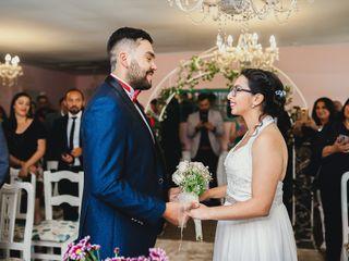 El matrimonio de Carla  y Álvaro