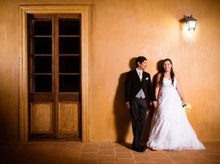 El matrimonio de Francisca y César