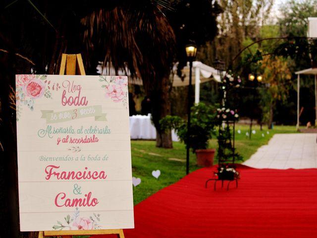 El matrimonio de Camilo y Francisca en Requínoa, Cachapoal 20