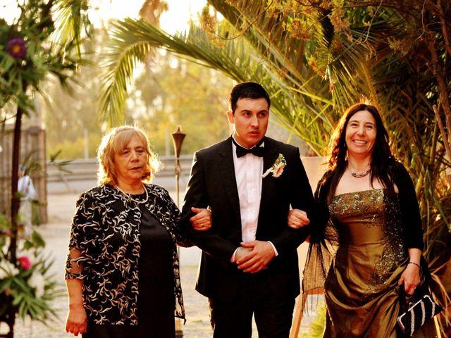 El matrimonio de Camilo y Francisca en Requínoa, Cachapoal 24