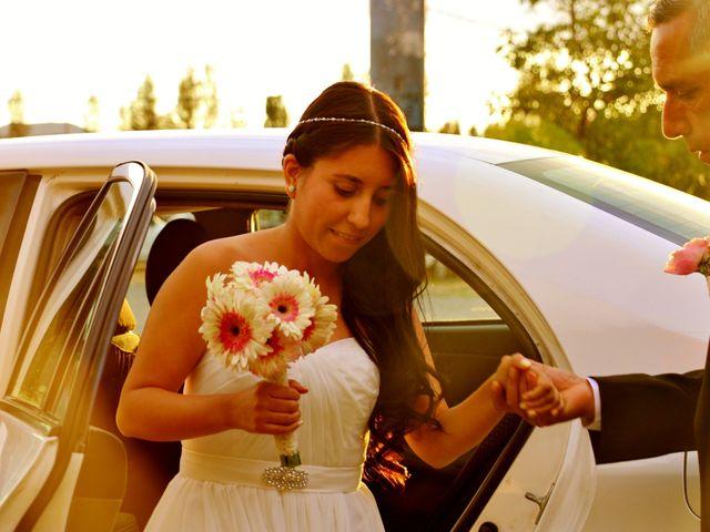 El matrimonio de Camilo y Francisca en Requínoa, Cachapoal 28