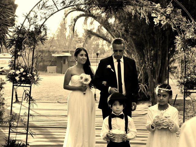 El matrimonio de Camilo y Francisca en Requínoa, Cachapoal 30