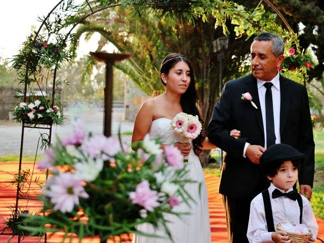 El matrimonio de Camilo y Francisca en Requínoa, Cachapoal 31