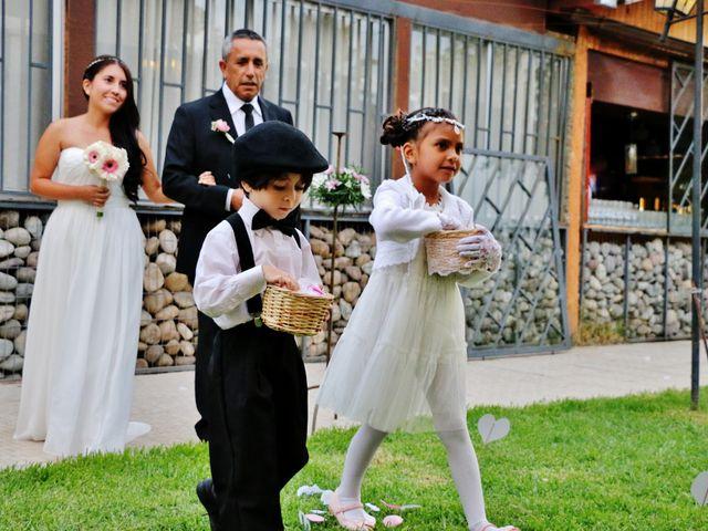 El matrimonio de Camilo y Francisca en Requínoa, Cachapoal 33