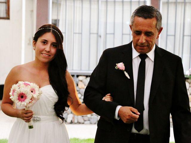 El matrimonio de Camilo y Francisca en Requínoa, Cachapoal 35