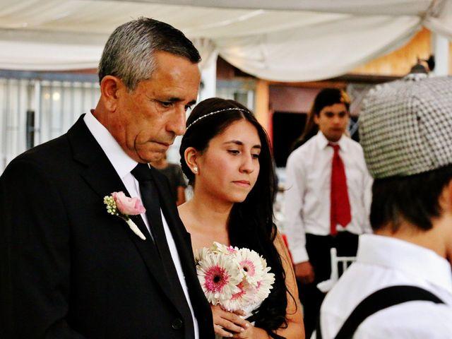 El matrimonio de Camilo y Francisca en Requínoa, Cachapoal 37
