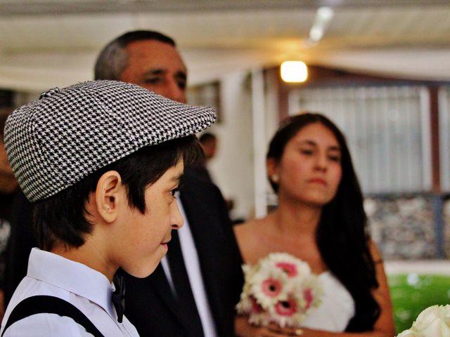 El matrimonio de Camilo y Francisca en Requínoa, Cachapoal 42