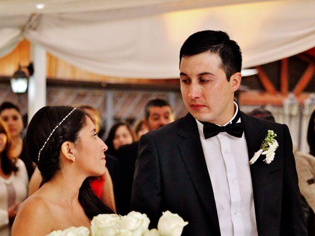 El matrimonio de Camilo y Francisca en Requínoa, Cachapoal 45