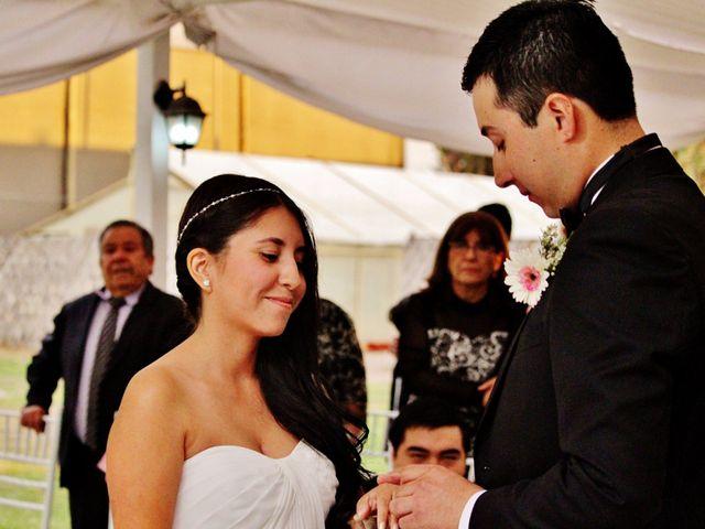 El matrimonio de Camilo y Francisca en Requínoa, Cachapoal 47