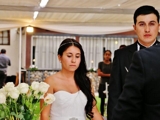 El matrimonio de Camilo y Francisca en Requínoa, Cachapoal 56