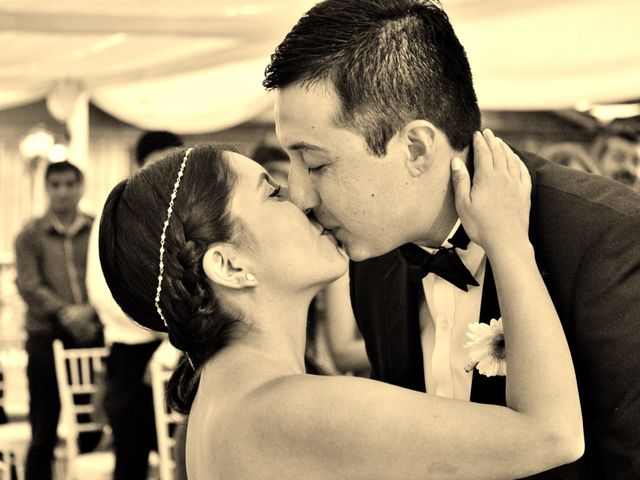 El matrimonio de Camilo y Francisca en Requínoa, Cachapoal 57