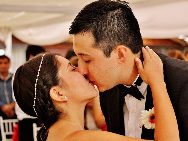 El matrimonio de Camilo y Francisca en Requínoa, Cachapoal 58