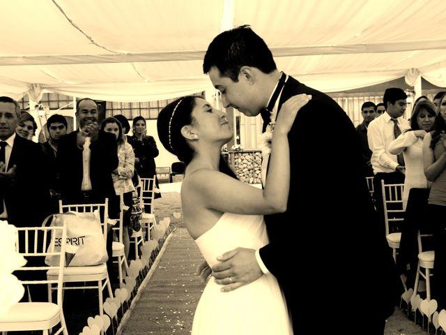 El matrimonio de Camilo y Francisca en Requínoa, Cachapoal 59