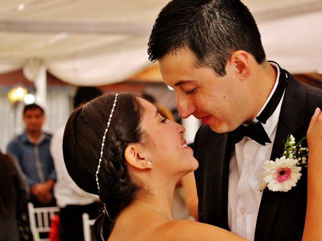 El matrimonio de Francisca y Camilo
