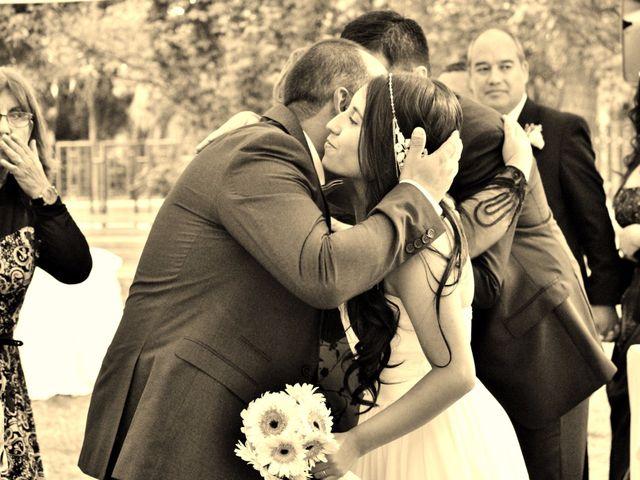 El matrimonio de Camilo y Francisca en Requínoa, Cachapoal 61