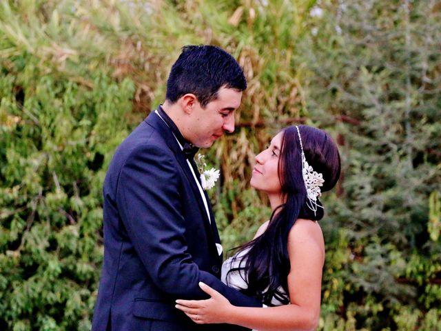El matrimonio de Camilo y Francisca en Requínoa, Cachapoal 65