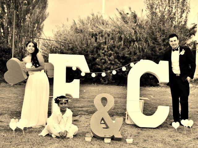 El matrimonio de Camilo y Francisca en Requínoa, Cachapoal 68