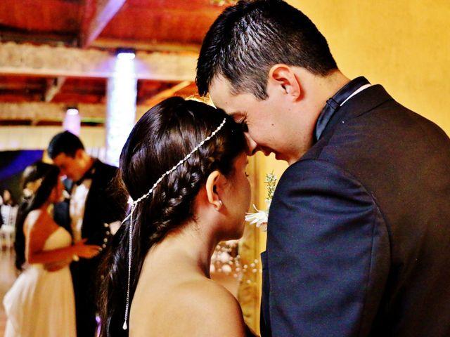 El matrimonio de Camilo y Francisca en Requínoa, Cachapoal 81