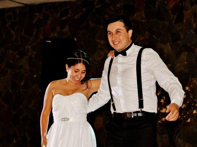 El matrimonio de Camilo y Francisca en Requínoa, Cachapoal 87