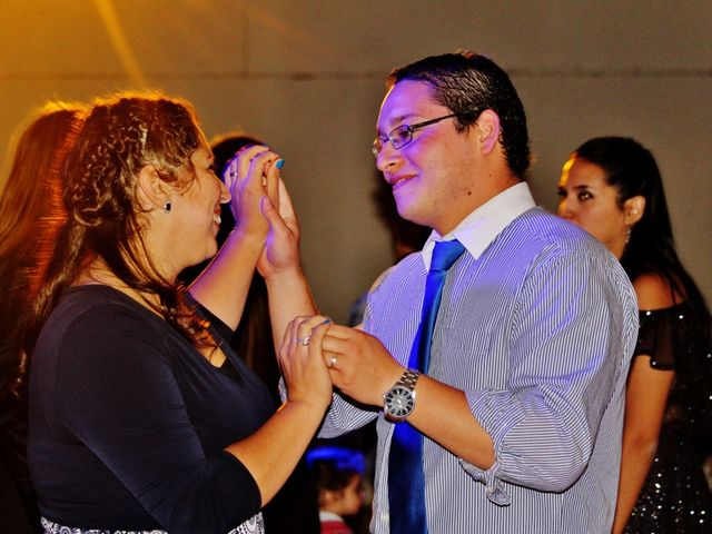 El matrimonio de Camilo y Francisca en Requínoa, Cachapoal 89