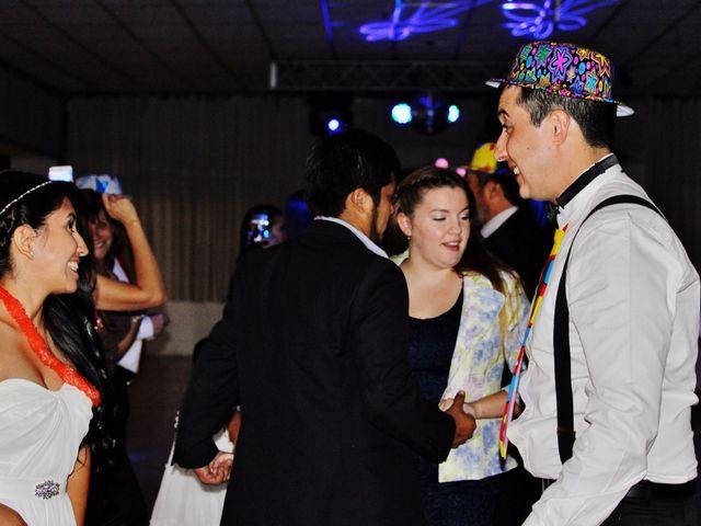 El matrimonio de Camilo y Francisca en Requínoa, Cachapoal 91