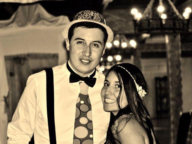 El matrimonio de Camilo y Francisca en Requínoa, Cachapoal 92
