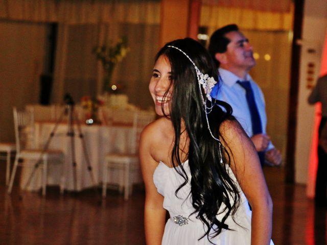El matrimonio de Camilo y Francisca en Requínoa, Cachapoal 94