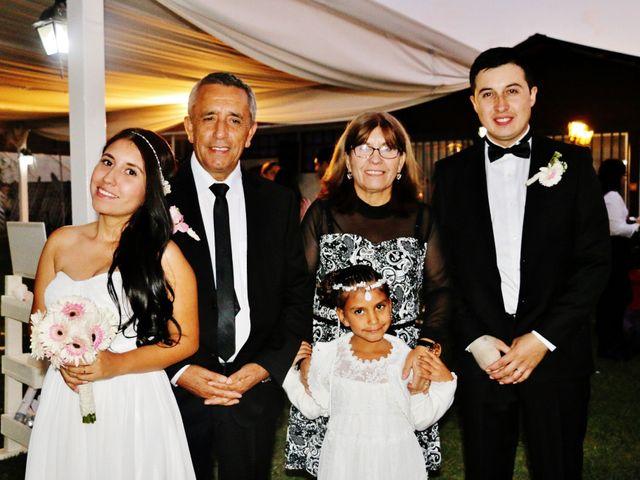 El matrimonio de Camilo y Francisca en Requínoa, Cachapoal 99