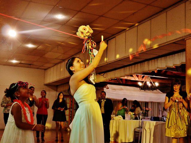 El matrimonio de Camilo y Francisca en Requínoa, Cachapoal 108