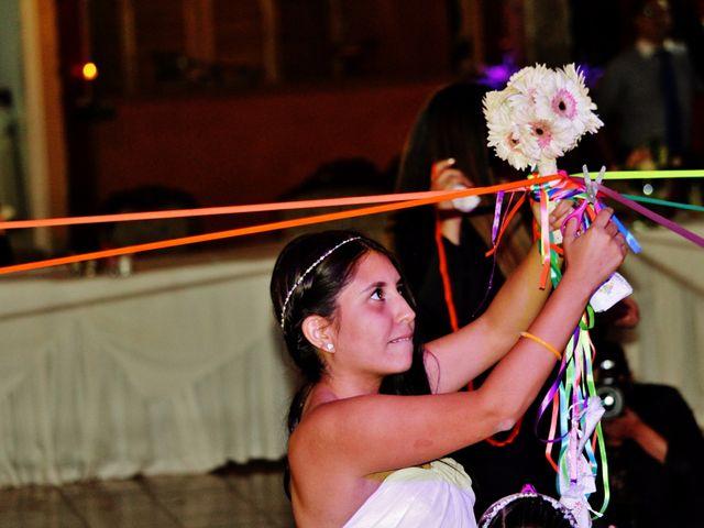El matrimonio de Camilo y Francisca en Requínoa, Cachapoal 109