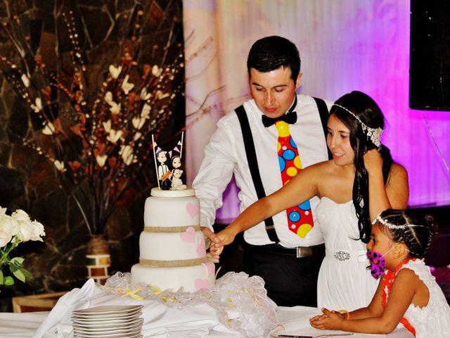 El matrimonio de Camilo y Francisca en Requínoa, Cachapoal 114