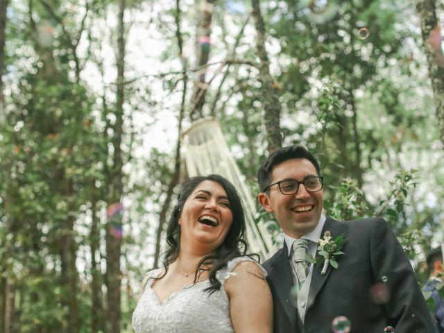 El matrimonio de Álex y Rose