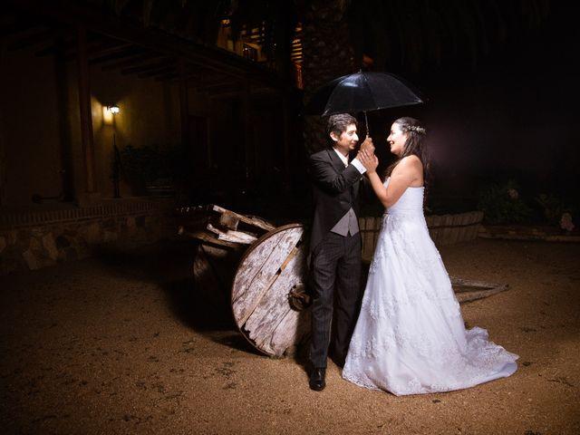 El matrimonio de César y Francisca en Vichuquén, Curicó 2