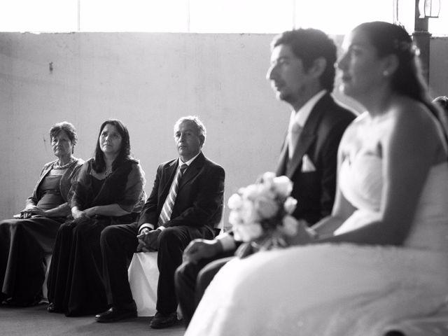 El matrimonio de César y Francisca en Vichuquén, Curicó 6