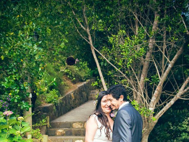 El matrimonio de César y Francisca en Vichuquén, Curicó 8