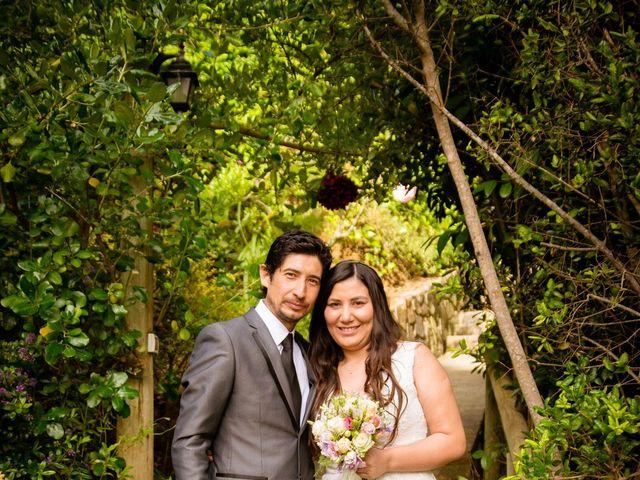 El matrimonio de César y Francisca en Vichuquén, Curicó 1