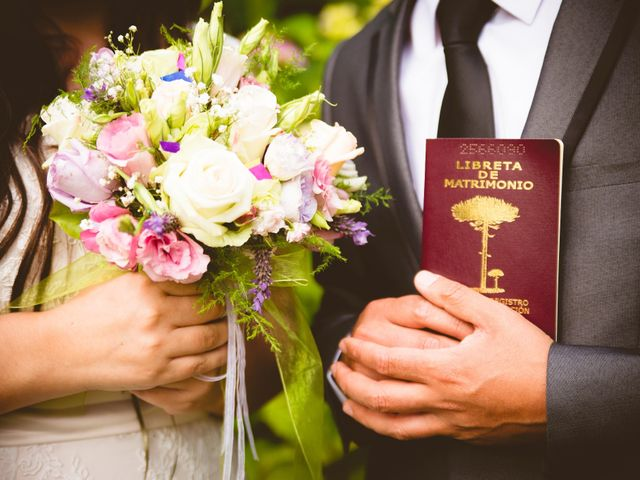 El matrimonio de César y Francisca en Vichuquén, Curicó 20