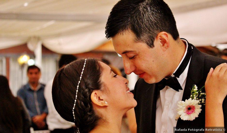 El matrimonio de Camilo y Francisca en Requínoa, Cachapoal