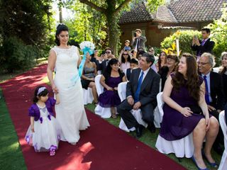 El matrimonio de Eduardo y Alejandra 2