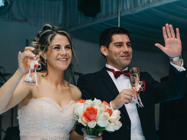 El matrimonio de Carol y Carlos