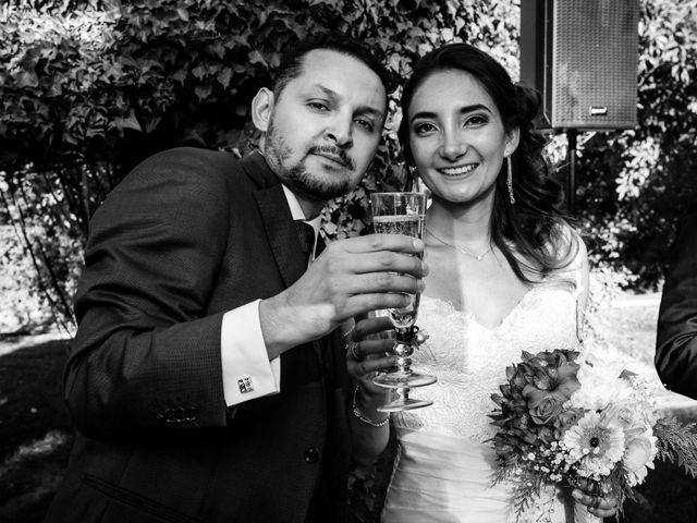 El matrimonio de Nadia y Eduardo