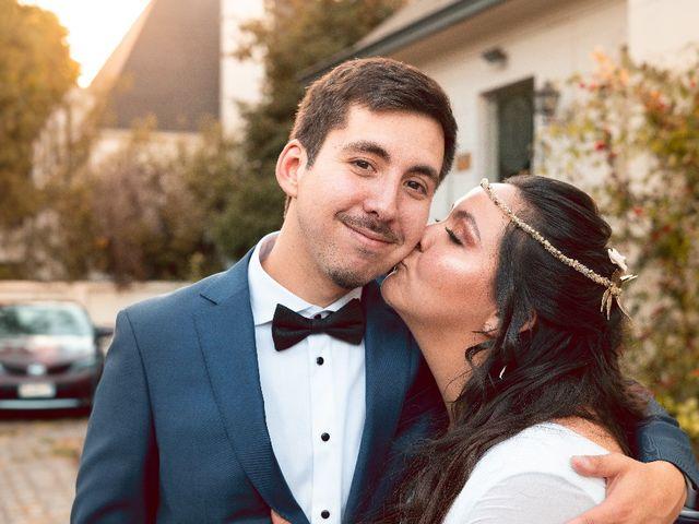 El matrimonio de Romi y Francis