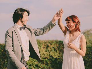 El matrimonio de Cami y Seba