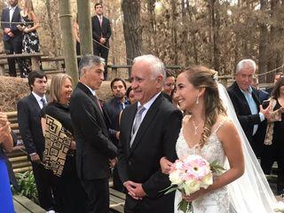 El matrimonio de Francisca  y Enzo  2