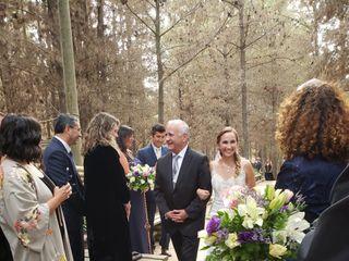 El matrimonio de Francisca  y Enzo  3