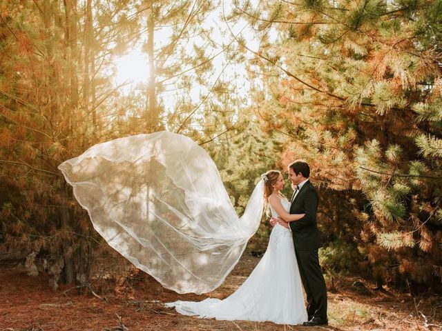 El matrimonio de Francisca  y Enzo