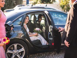 El matrimonio de Marcela y Tomás 2