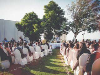 El matrimonio de Ricardo y María Paz 1