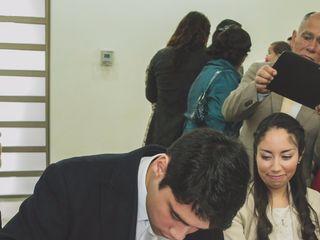 El matrimonio de Hernán y Yaritza 1